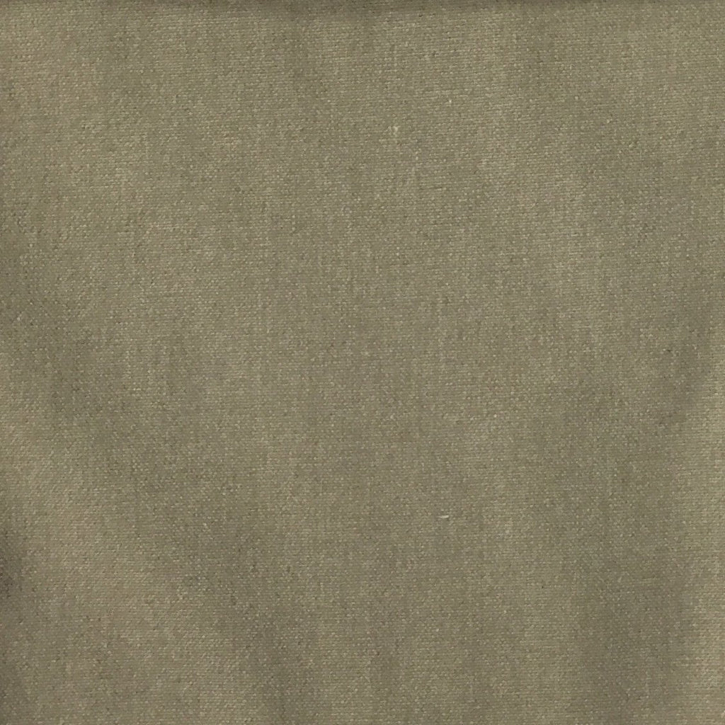 Aston - Cotton Polyester Blend Upholstery Fabric by the Yard - Available in 17 Colors - Linen - Top Fabric - 16