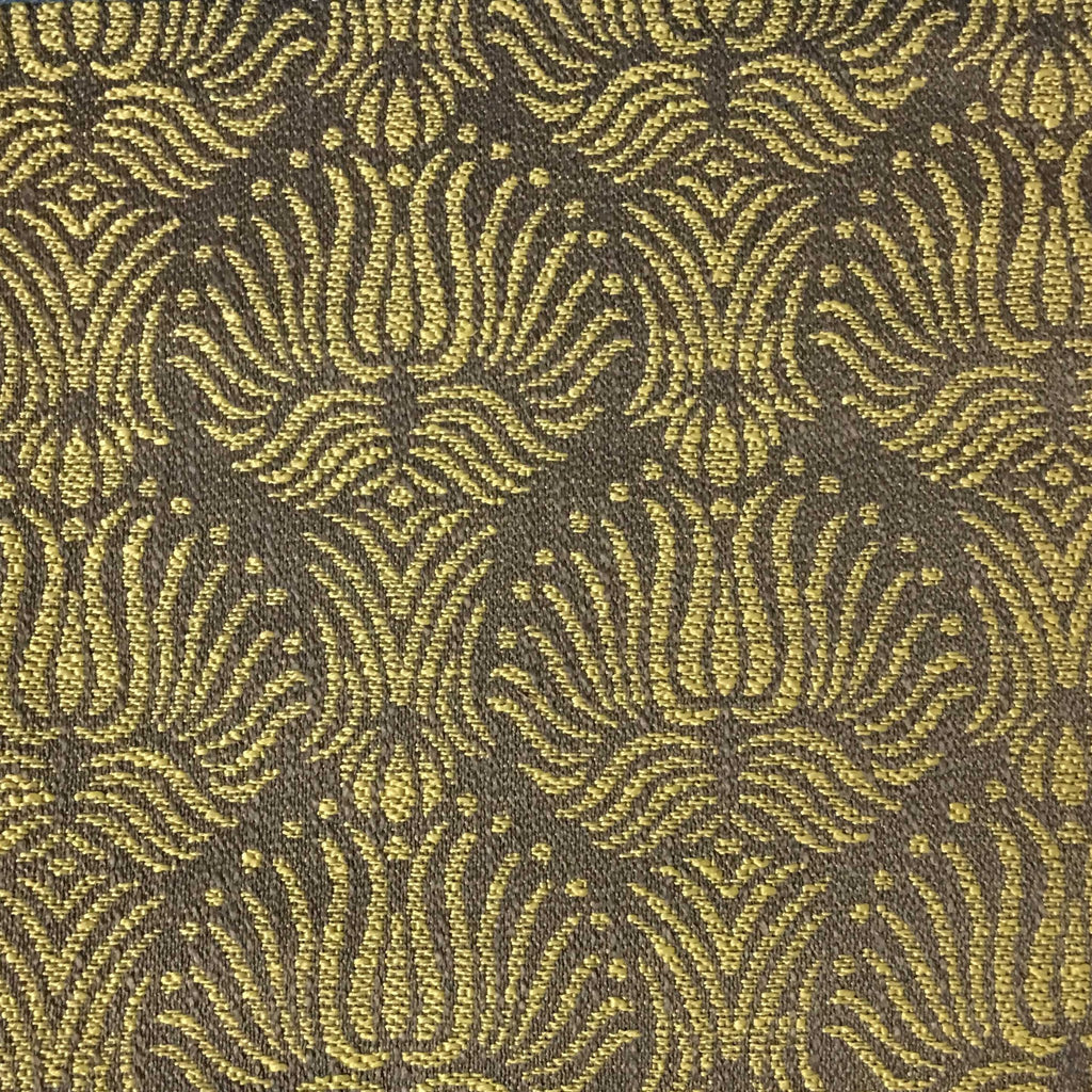 Bayswater - Jacquard Fabric Woven Texture Designer Pattern Upholstery Fabric by the Yard - Available in 10 Colors - Wheatgrass - Top Fabric - 8