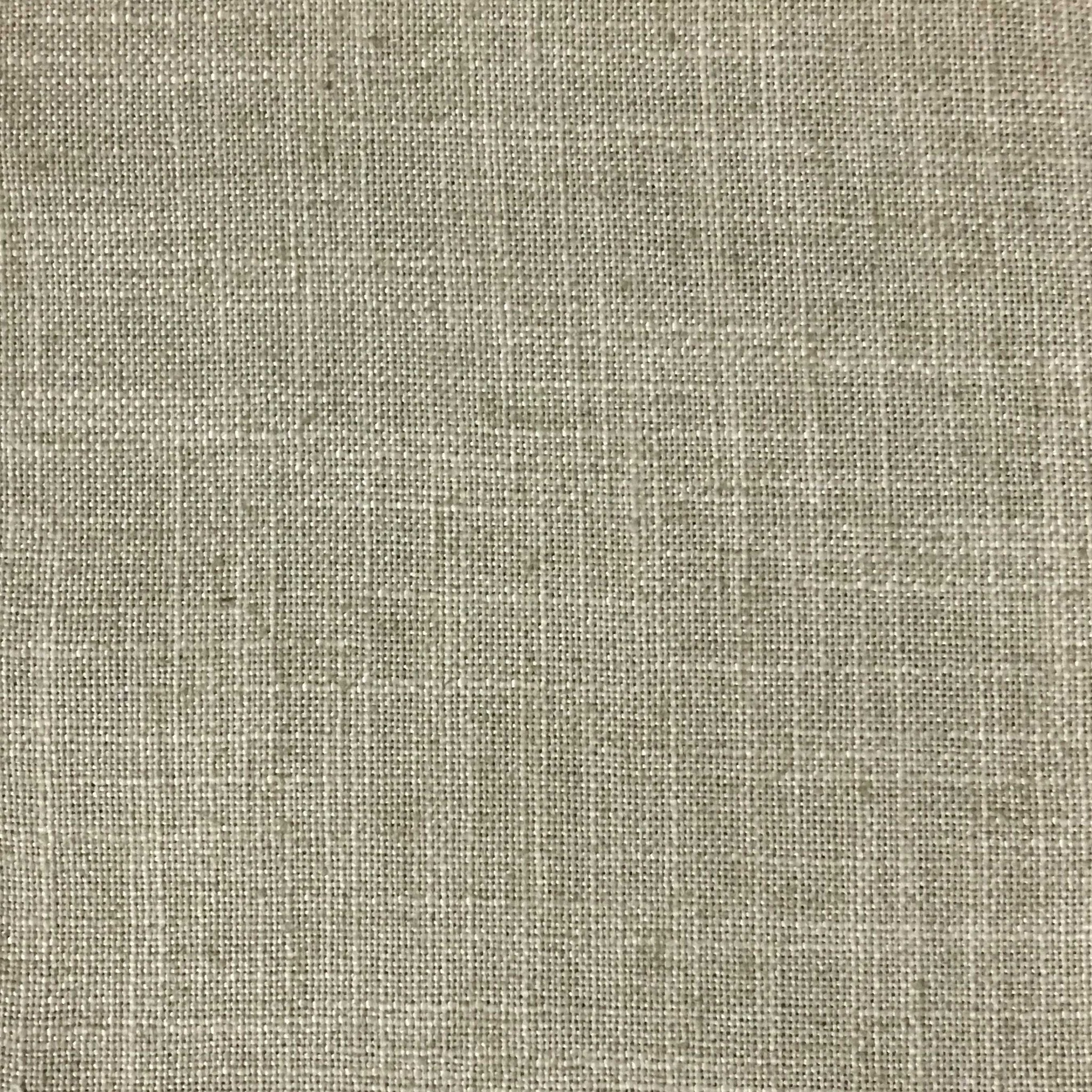 Blake linen polyester blend burlap upholstery fabric by for What is burlap material