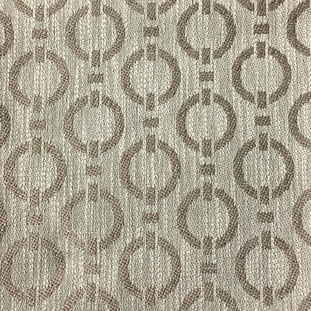 Bond Geometric Pattern Woven Texture Upholstery Fabric