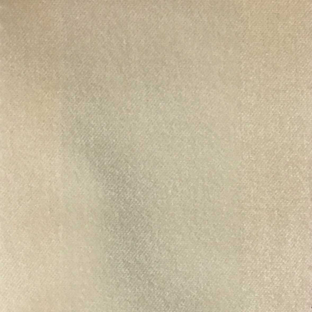 Bowie - 100% Cotton Velvet Upholstery Fabric by the Yard - 77 Colors for Beige Velvet Fabric Texture  555kxo