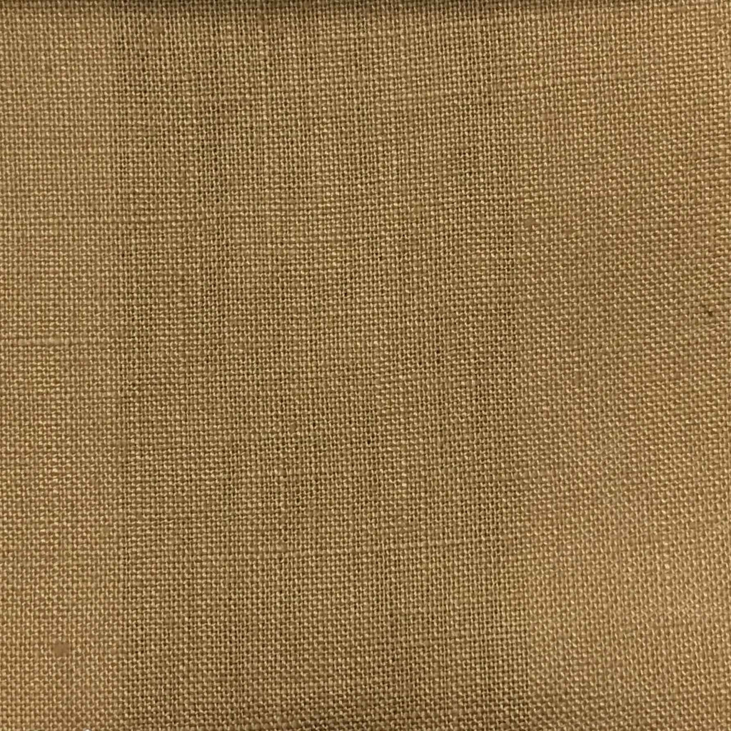 Brighton - 100% Linen Fabric Window Curtain & Drapery Fabric by the Yard - Available in 48 Colors - Beach - Top Fabric - 20