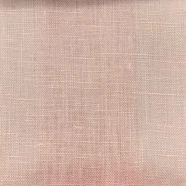 Brighton - 100% Linen Fabric Window Curtain & Drapery Fabric by the Yard - Available in 48 Colors - Off White - Top Fabric - 1