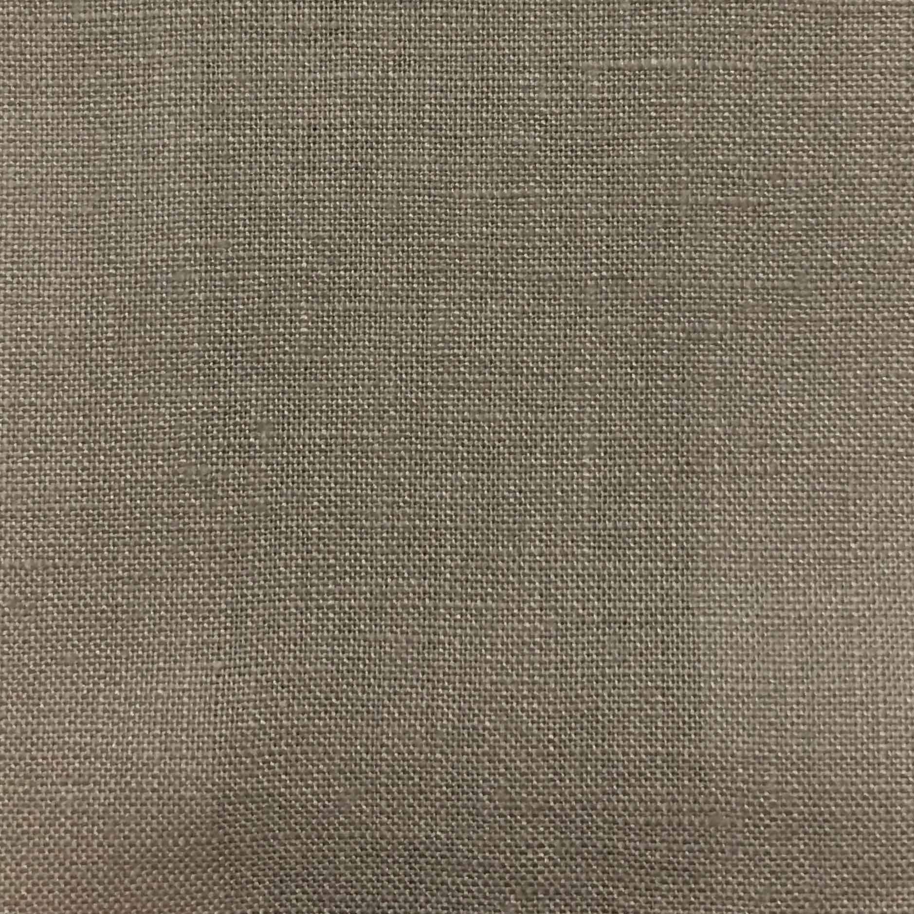 Brighton 100 linen fabric curtain drapery fabric by for Home decorating fabric by the yard