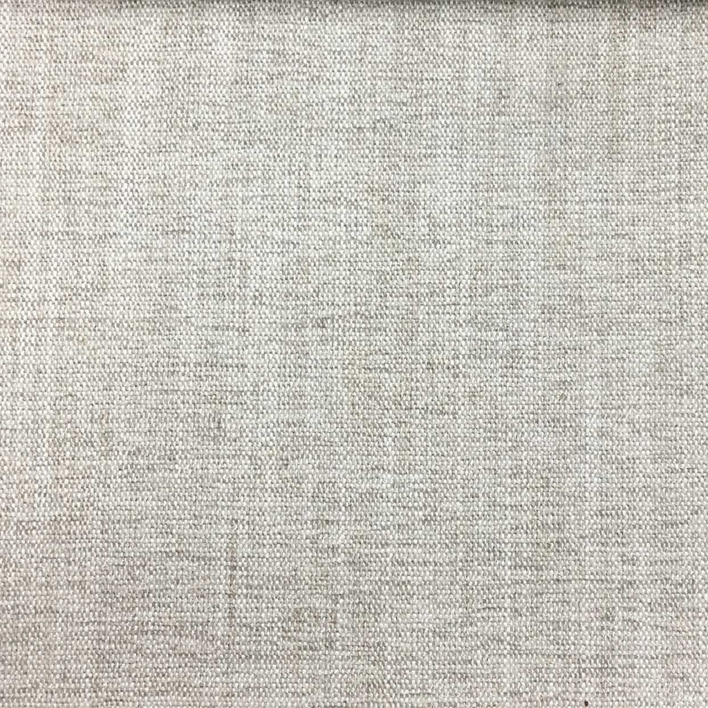 Bronson - Linen Polyester Blend Textured Chenille Upholstery Fabric by the Yard - Available in 25 Colors - Drizzle - Top Fabric - 7