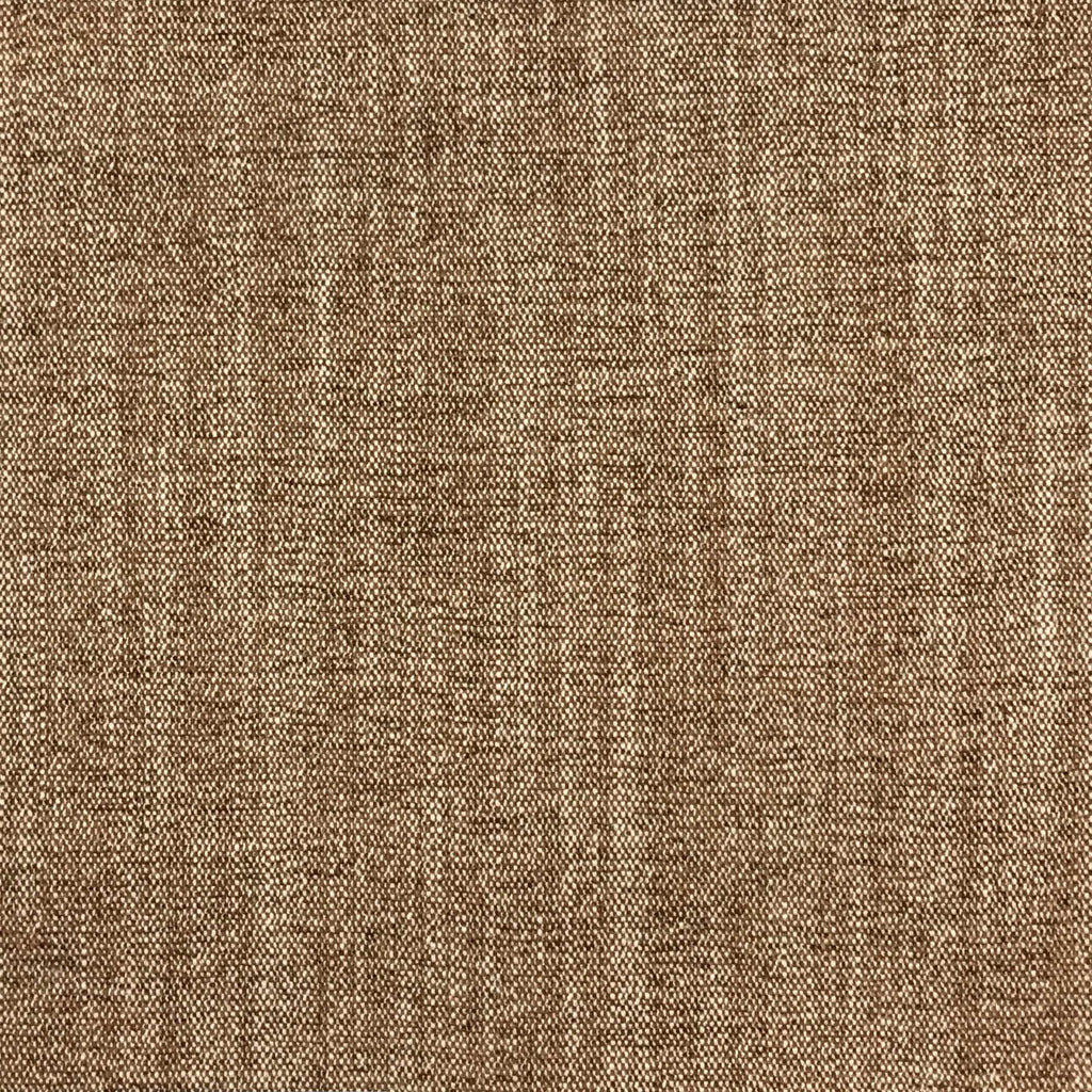 Bronson - Linen Polyester Blend Textured Chenille Upholstery Fabric by the Yard - Available in 25 Colors - Toffee - Top Fabric - 13