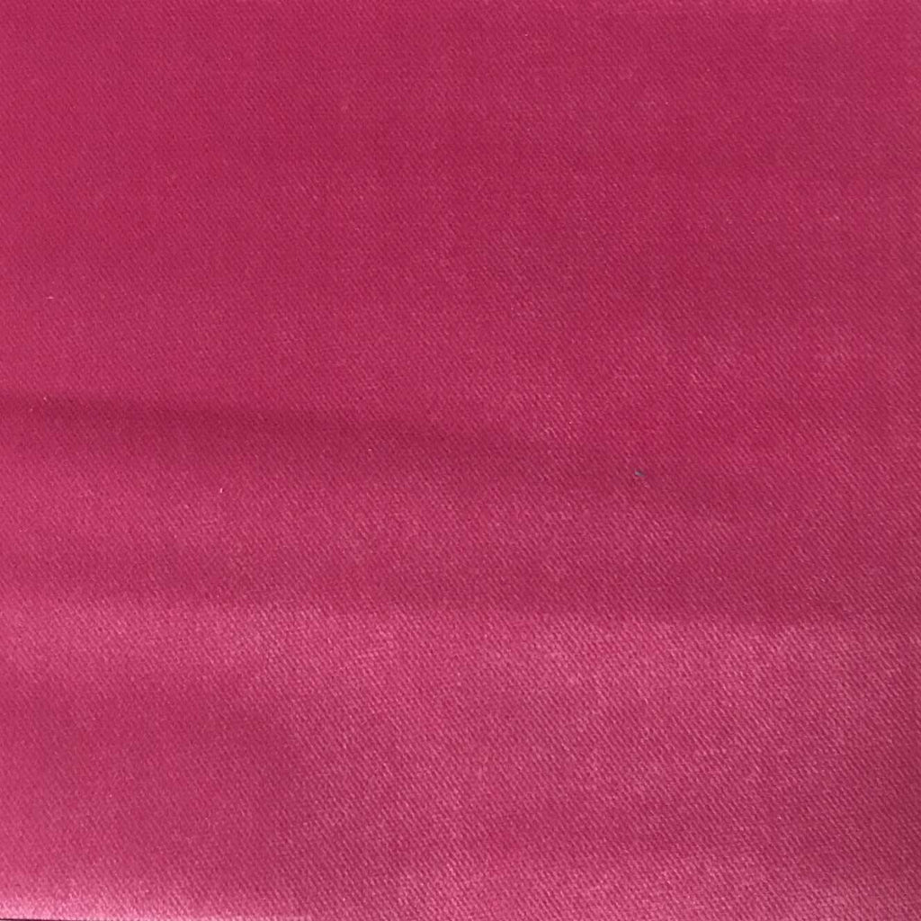 Byron - Premium Plush Sateen Velvet Upholstery Fabric by the Yard - Available in 49 Colors - Confetti - Top Fabric - 23