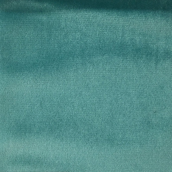 Byron - Premium Plush Sateen Velvet Upholstery Fabric by the Yard - Available in 49 Colors - Charcoal - Top Fabric - 1
