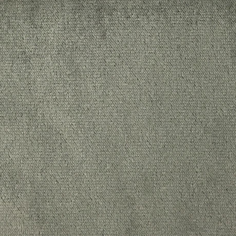 Byron - Premium Plush Sateen Velvet Upholstery Fabric by the Yard - Available in 49 Colors - Dolphin - Top Fabric - 46