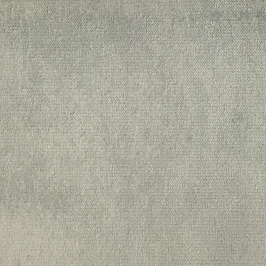 Byron - Premium Plush Sateen Velvet Upholstery Fabric by the Yard - Available in 49 Colors - Glacier - Top Fabric - 45