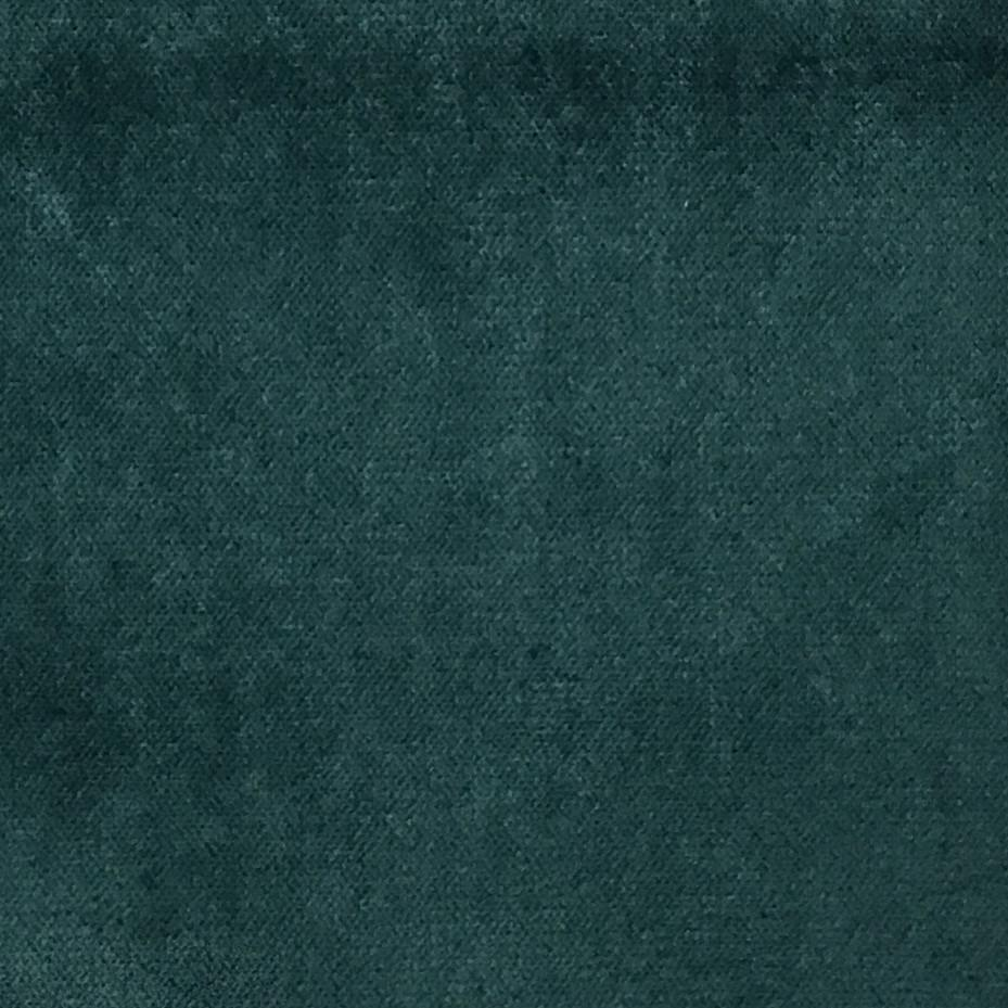 Byron - Premium Plush Sateen Velvet Upholstery Fabric by the Yard - Available in 49 Colors - Laguna - Top Fabric - 5