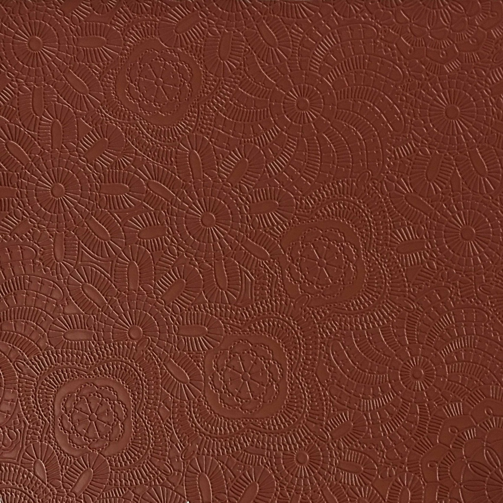 Camden embossed designer pattern vinyl upholstery fabric for Outdoor fabric by the yard