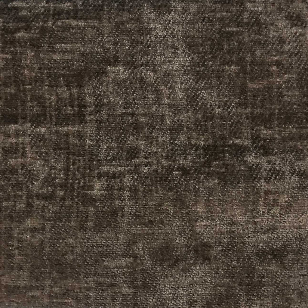 Cardinal - Chenille Upholstery Fabric by the Yard - Available in 16 Colors - Bark - Top Fabric - 4
