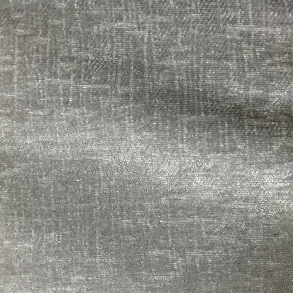 Cardinal - Chenille Upholstery Fabric by the Yard - Available in 16 Colors - Feather - Top Fabric - 11