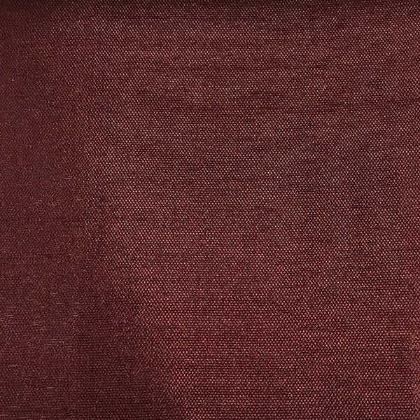 "Chateau 120 - 120"" Double Width Doupioni Fabric Drapery Fabric by the Yard - Available in 30 Colors - Wine - Top Fabric - 4"