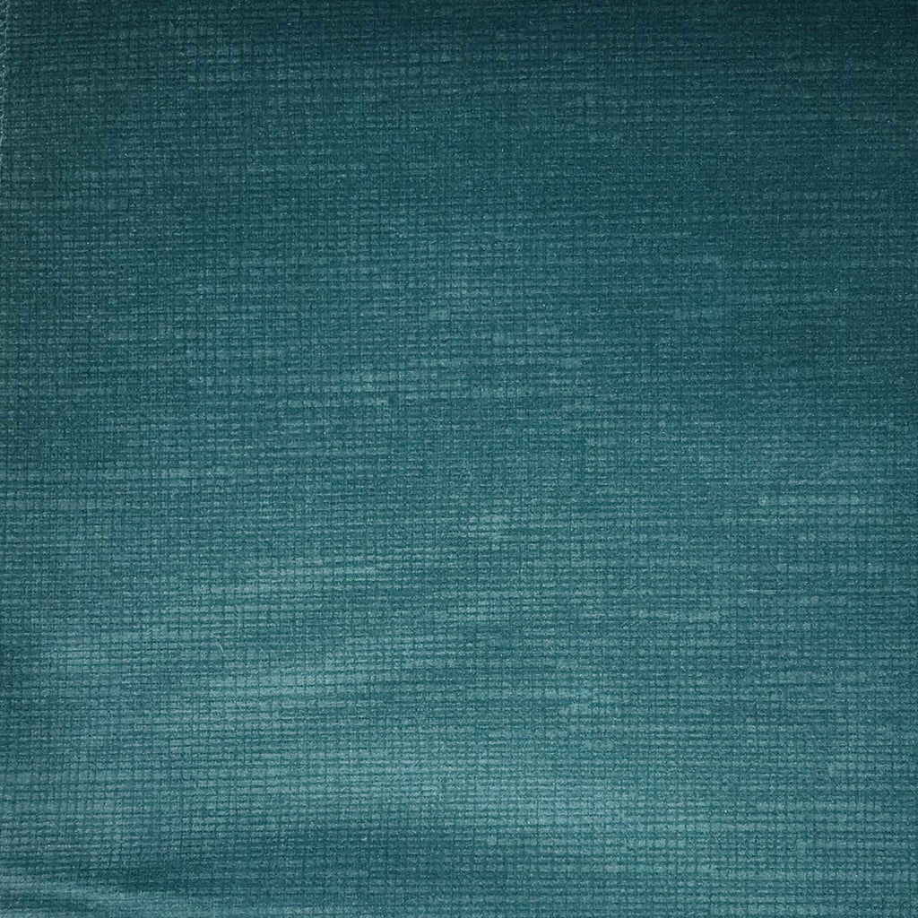 Creek - Textured Microfiber Velvet Upholstery Fabric by the Yard - Available in 20 Colors - Bayou - Top Fabric - 2