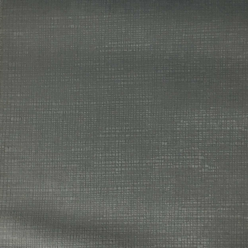 Creek - Textured Microfiber Velvet Upholstery Fabric by the Yard - Available in 20 Colors - Dolphin - Top Fabric - 19