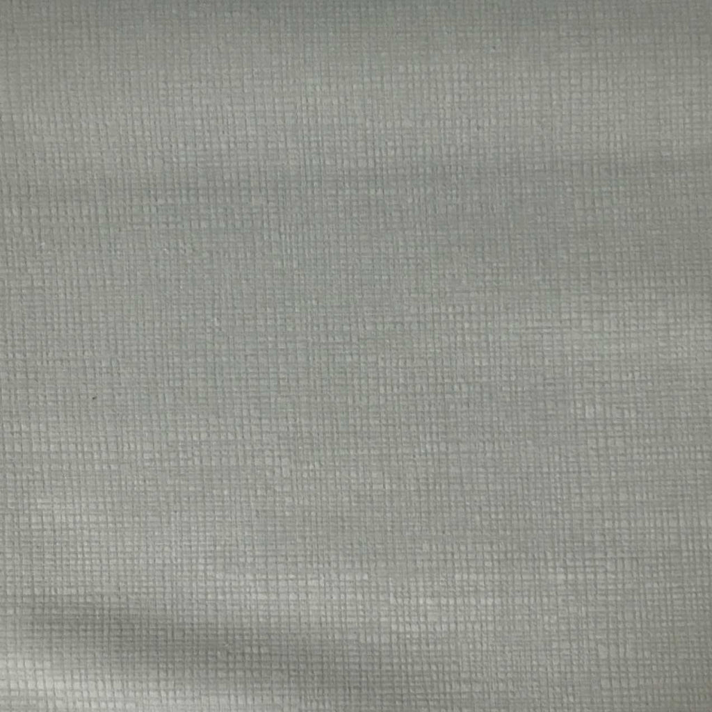 Creek - Textured Microfiber Velvet Upholstery Fabric by the Yard - Available in 20 Colors - Glacier - Top Fabric - 9