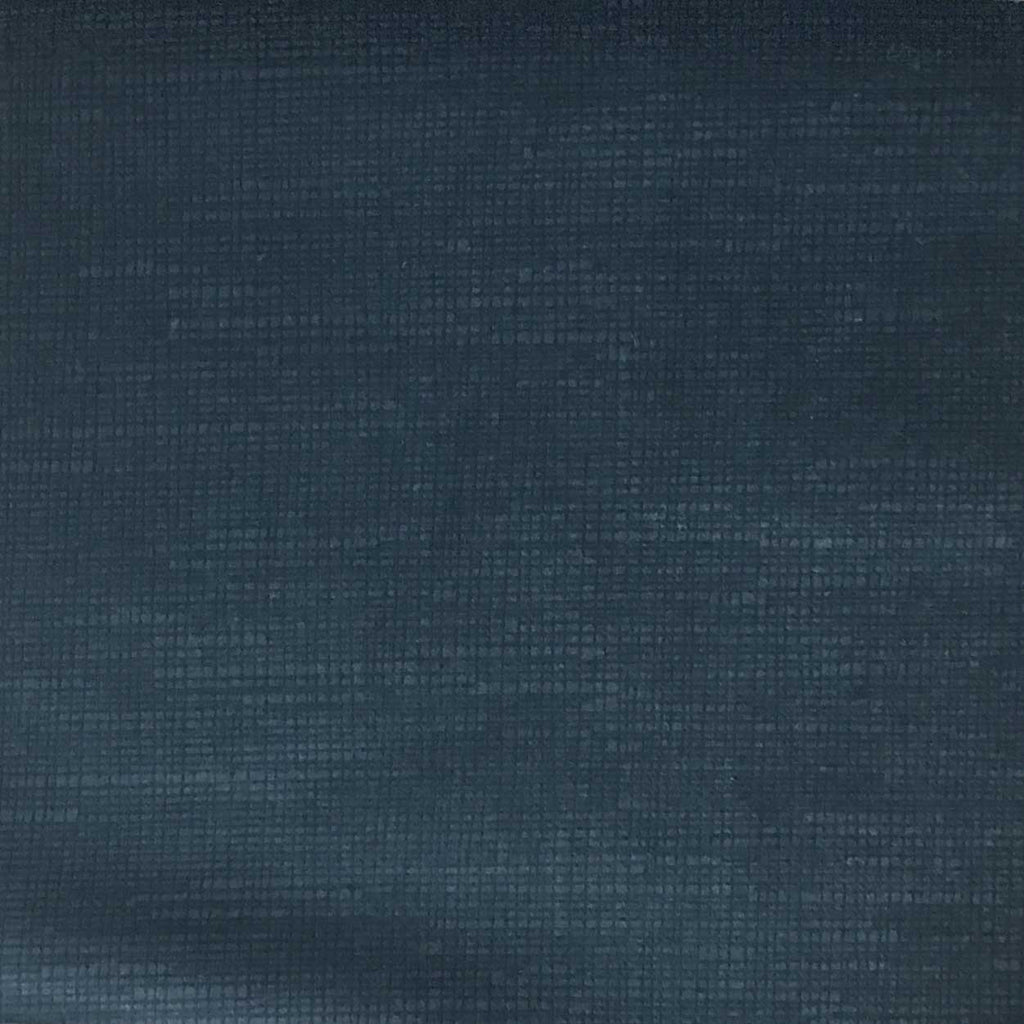 Creek - Textured Microfiber Velvet Upholstery Fabric by the Yard - Available in 20 Colors - Midnight - Top Fabric - 3