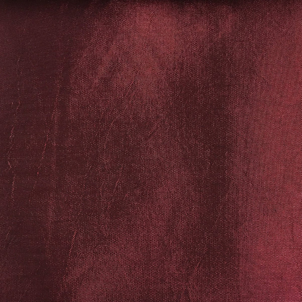"Dame 120 - 120"" Double Width Taffeta Fabric by the Yard - Available in 30 Colors - Wine - Top Fabric - 14"