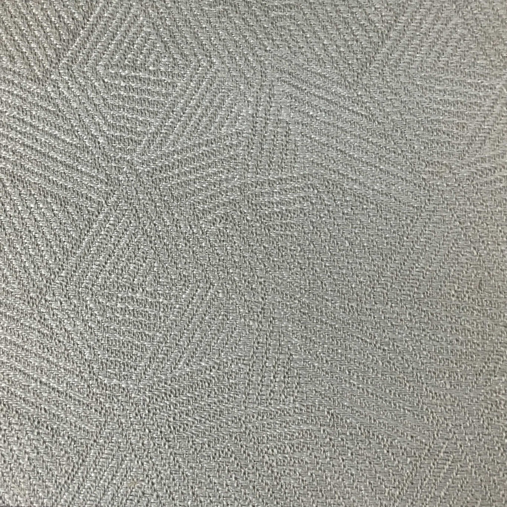 Enford - Jacquard Fabric Woven Texture Designer Pattern Upholstery Fabric by the Yard - Available in 8 Colors - Glacier - Top Fabric - 1