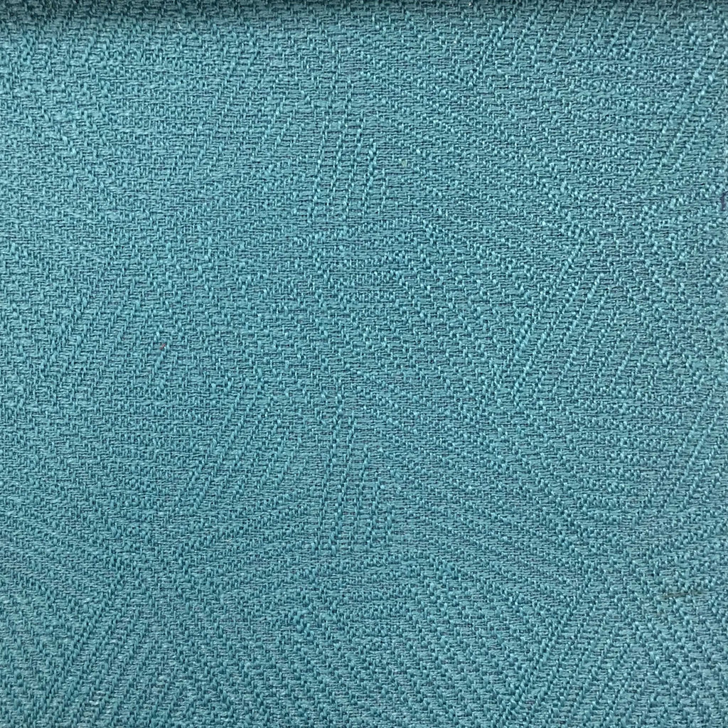 Enford - Jacquard Fabric Woven Texture Designer Pattern Upholstery Fabric by the Yard - Available in 8 Colors - Laguna - Top Fabric - 7