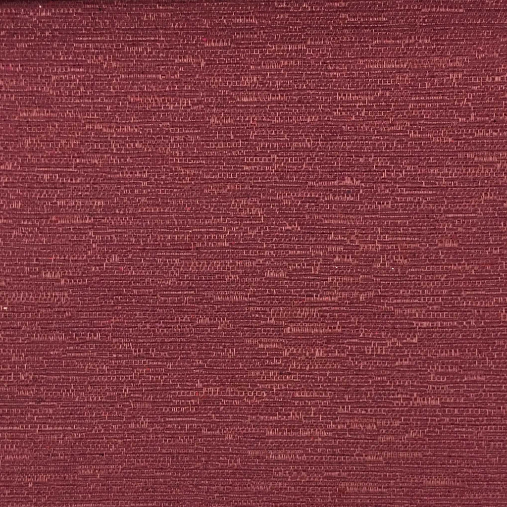 Gene - Cotton Polyester Blend Textured Fabric by the Yard - Available in 21 Colors - Sangria - Top Fabric - 12