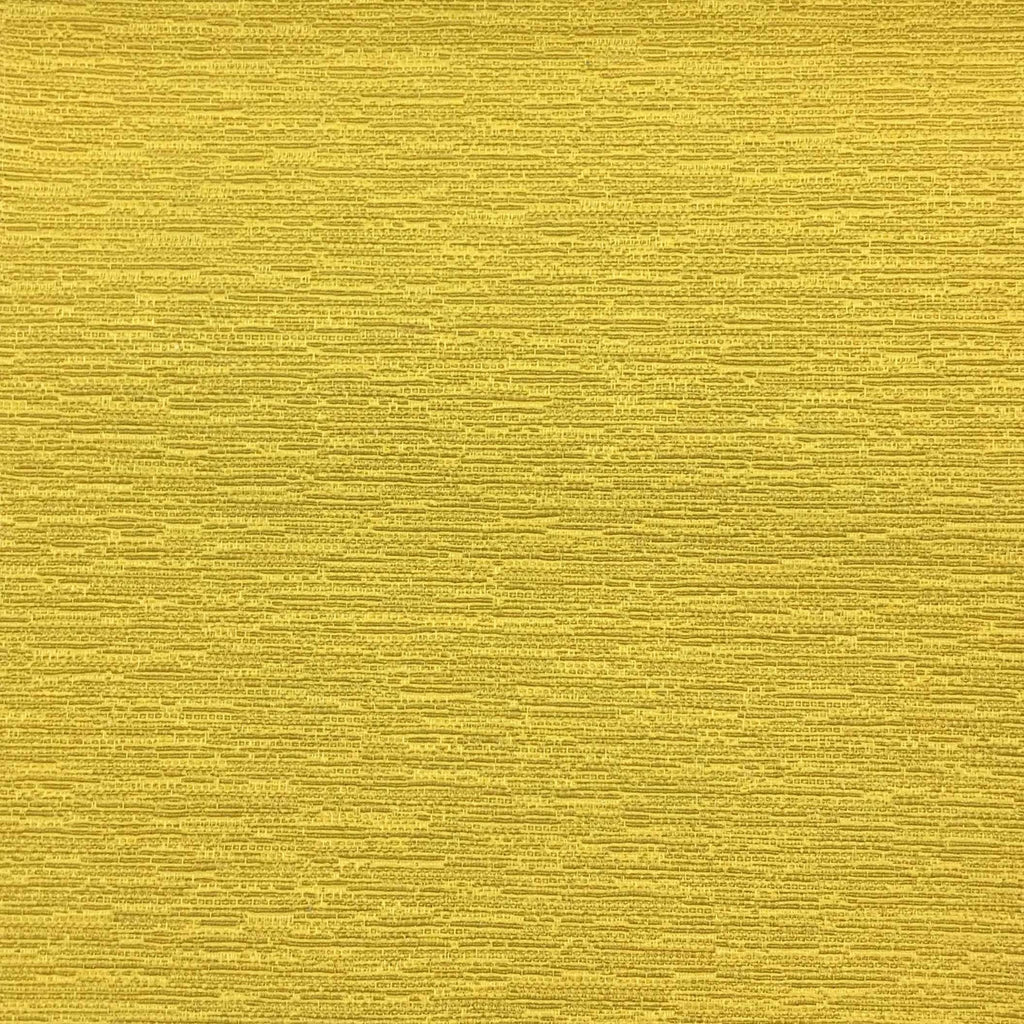 Gene - Cotton Polyester Blend Textured Fabric by the Yard - Available in 21 Colors - Sunny - Top Fabric - 2