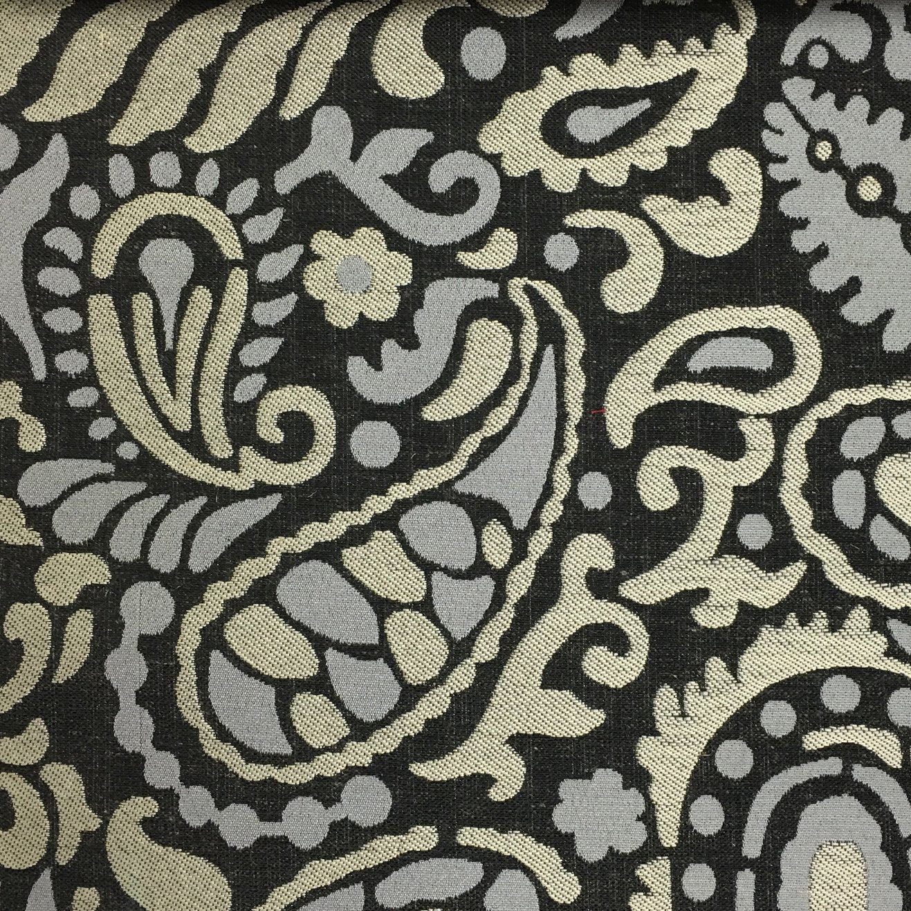 contemporary home decorating fabric harley modern paisley pattern jacquard upholstery fabric 10638