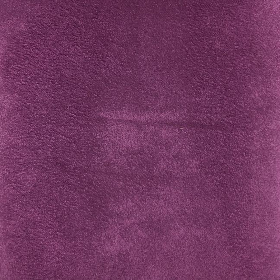 Heavy Suede - Microsuede Fabric by the Yard - Available in 69 Colors - Antique Rose - Top Fabric - 11