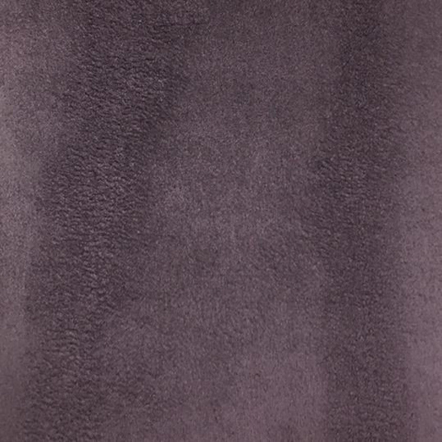Heavy Suede - Microsuede Fabric by the Yard - Available in 69 Colors - Aubergine - Top Fabric - 12