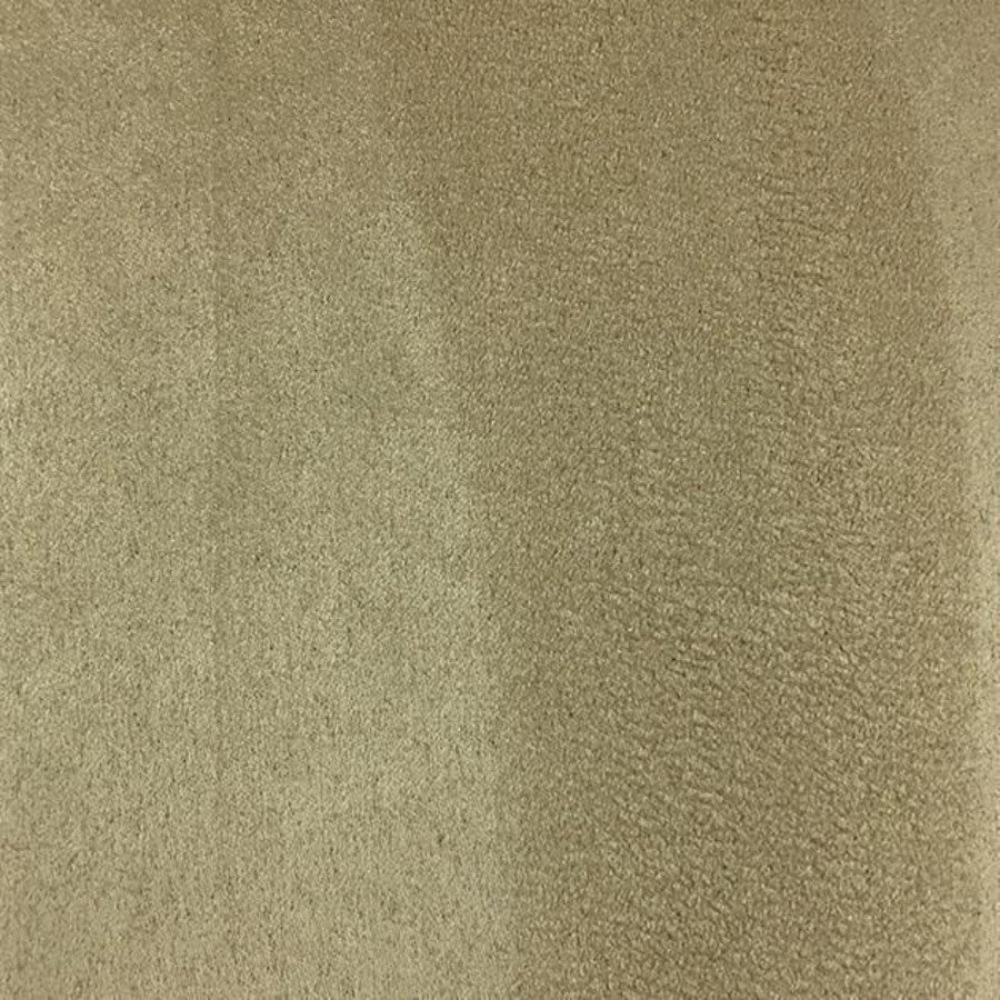 Heavy Suede - Microsuede Fabric by the Yard - Available in 69 Colors - Camel - Top Fabric - 36