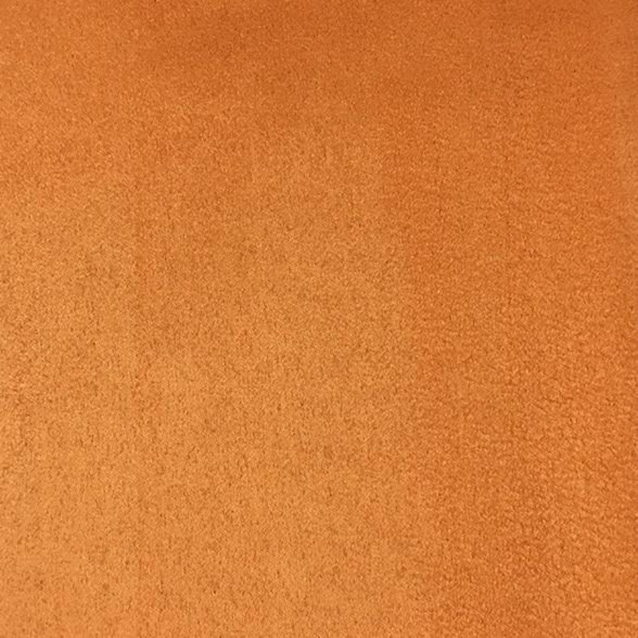 Heavy Suede - Microsuede Fabric by the Yard - Available in 69 Colors - Caramel - Top Fabric - 27