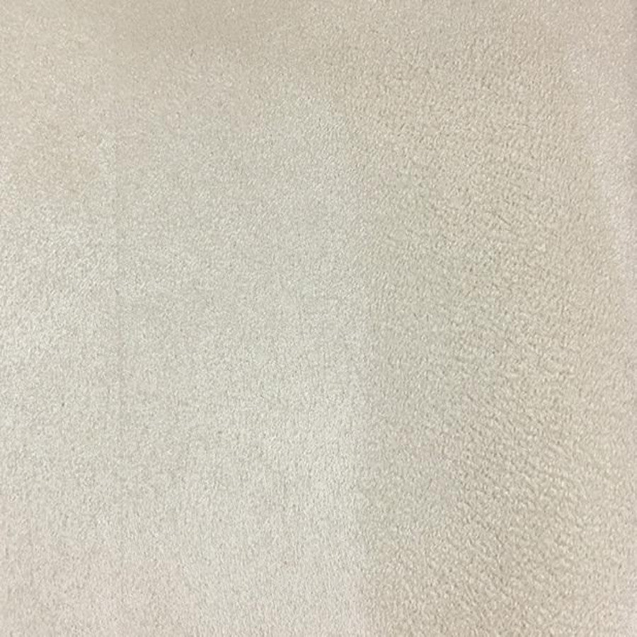 Heavy Suede - Microsuede Fabric by the Yard - Available in 69 Colors - Cream - Top Fabric - 68