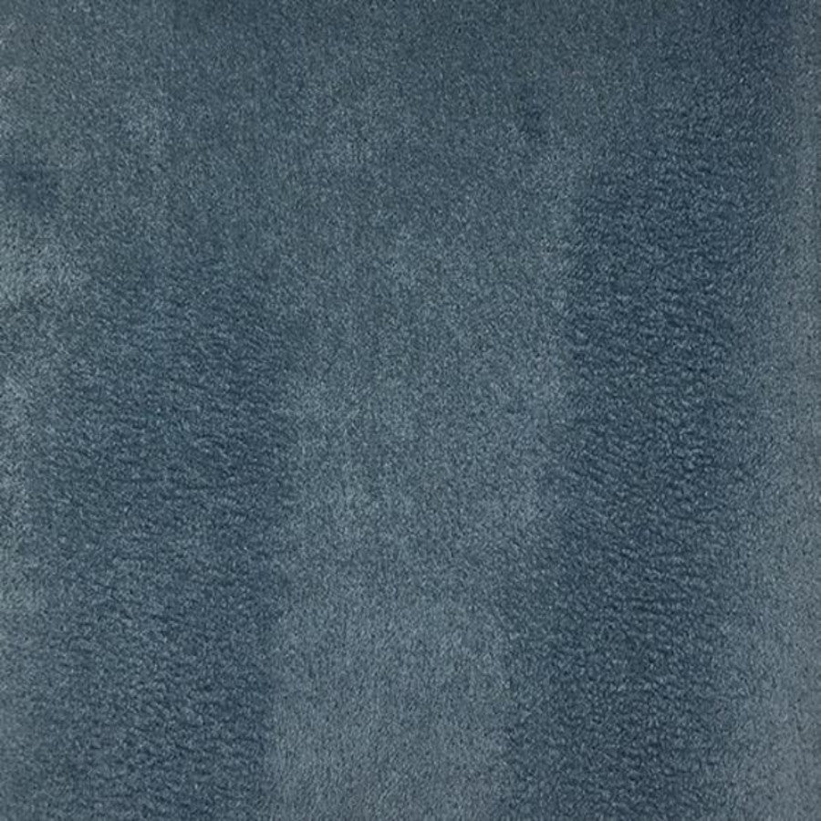 Heavy Suede - Microsuede Fabric by the Yard - Available in 69 Colors - Denim Blue - Top Fabric - 5