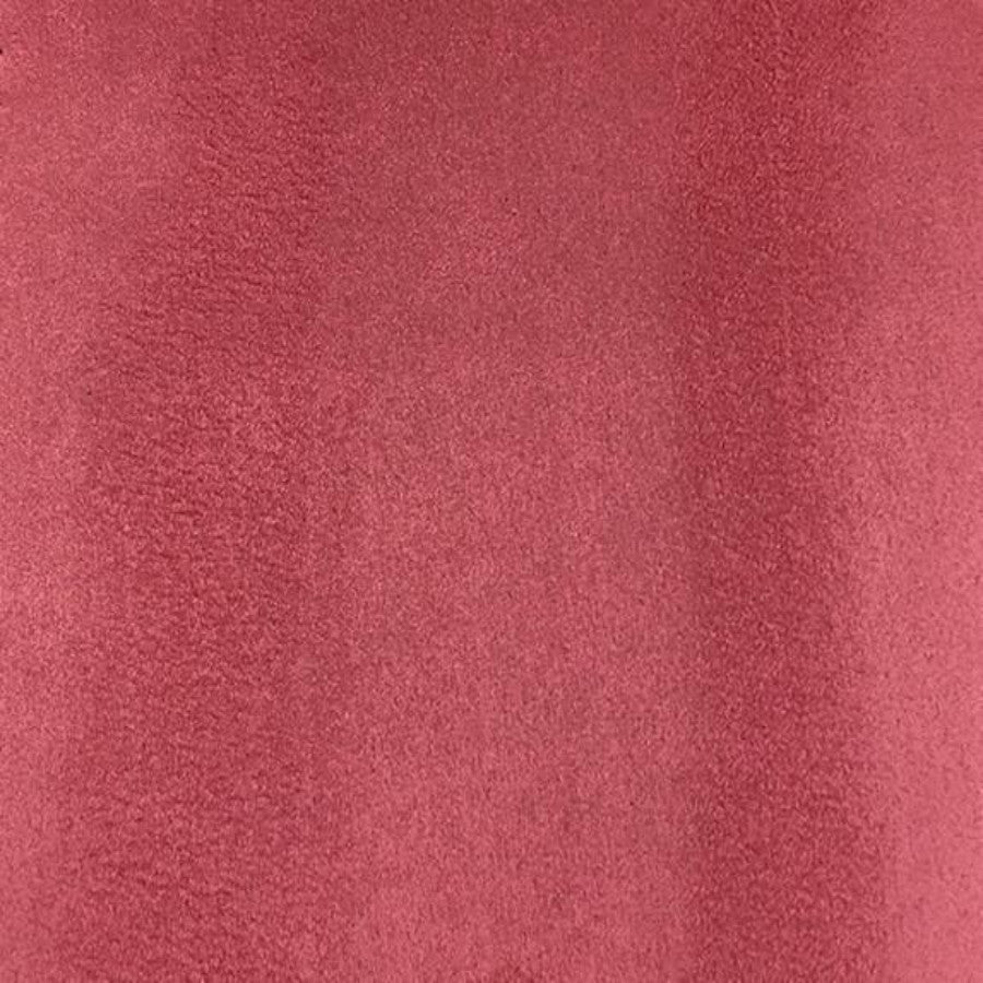Heavy Suede - Microsuede Fabric by the Yard - Available in 69 Colors - Dusty Rose - Top Fabric - 18