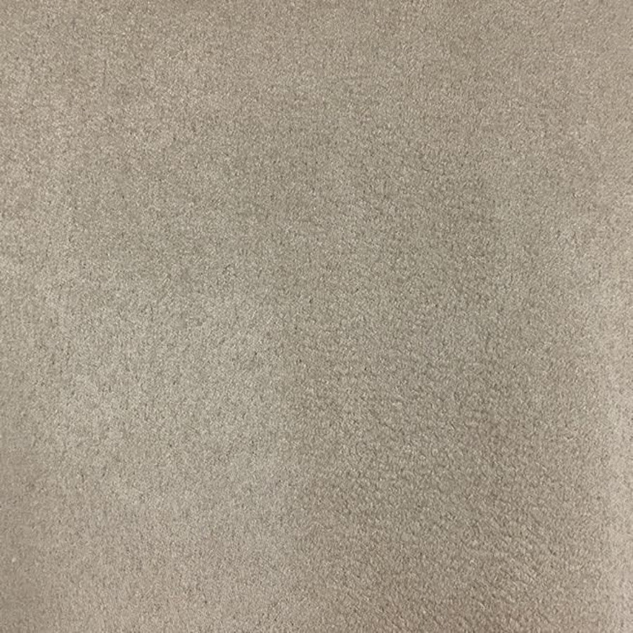 Heavy Suede - Microsuede Fabric by the Yard - Available in 69 Colors - Fawn - Top Fabric - 63