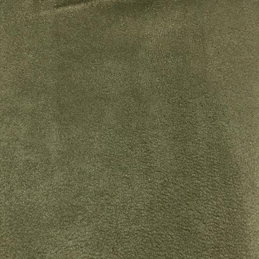 Heavy Suede - Microsuede Fabric by the Yard - Available in 69 Colors - Herb - Top Fabric - 50