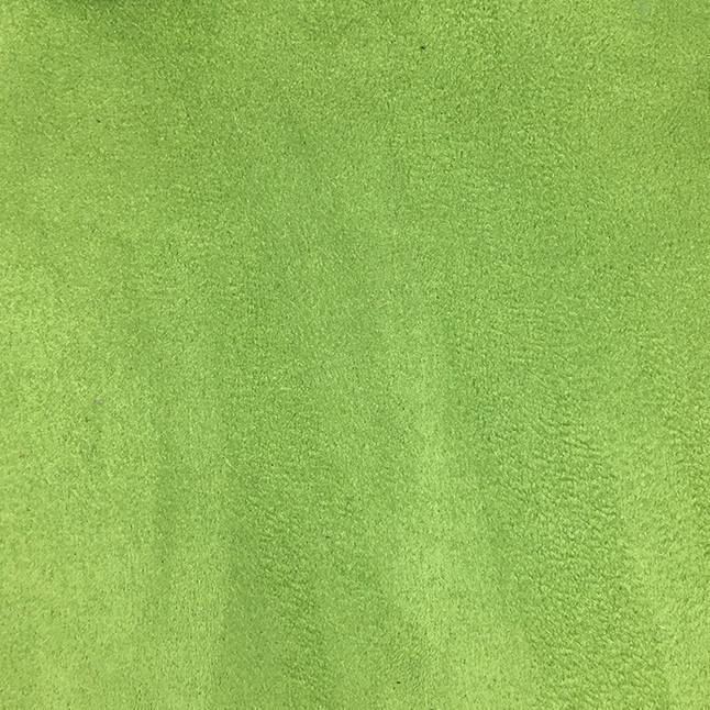 Heavy Suede - Microsuede Fabric by the Yard - Available in 69 Colors - Kiwi - Top Fabric - 55
