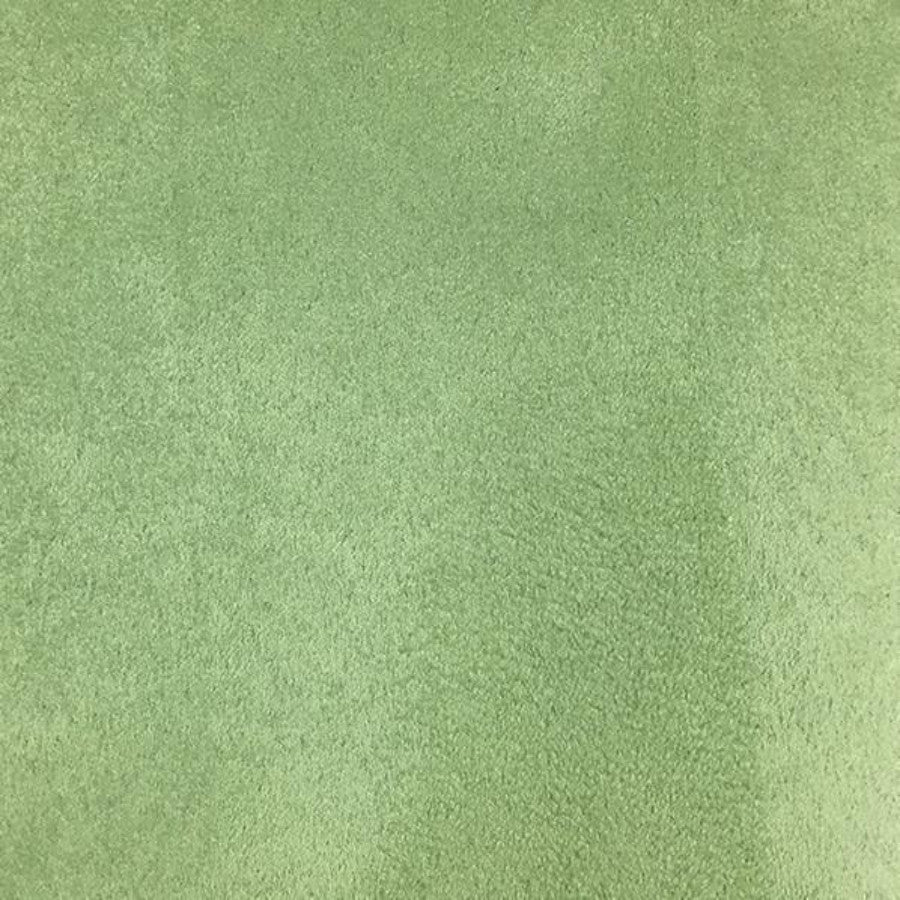 Heavy Suede - Microsuede Fabric by the Yard - Available in 69 Colors - Moss - Top Fabric - 52
