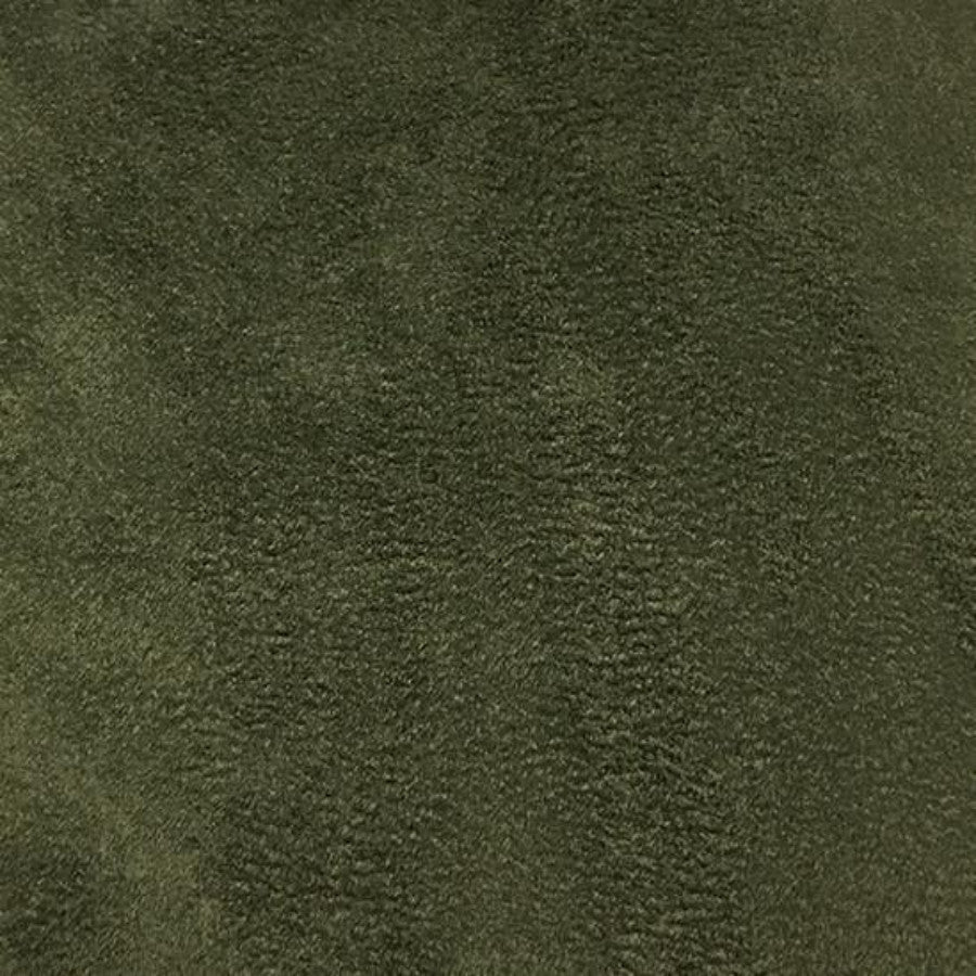 Heavy Suede - Microsuede Fabric by the Yard - Available in 69 Colors - Olive - Top Fabric - 47