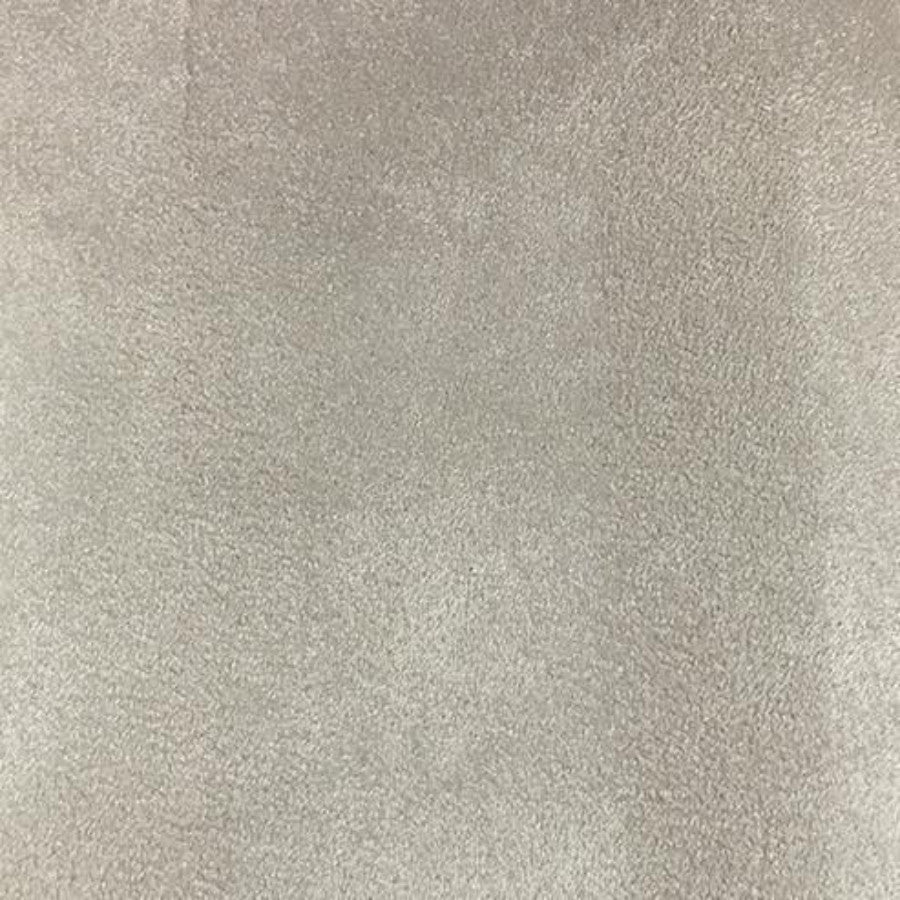 Heavy Suede - Microsuede Fabric by the Yard - Available in 69 Colors - Silver - Top Fabric - 67
