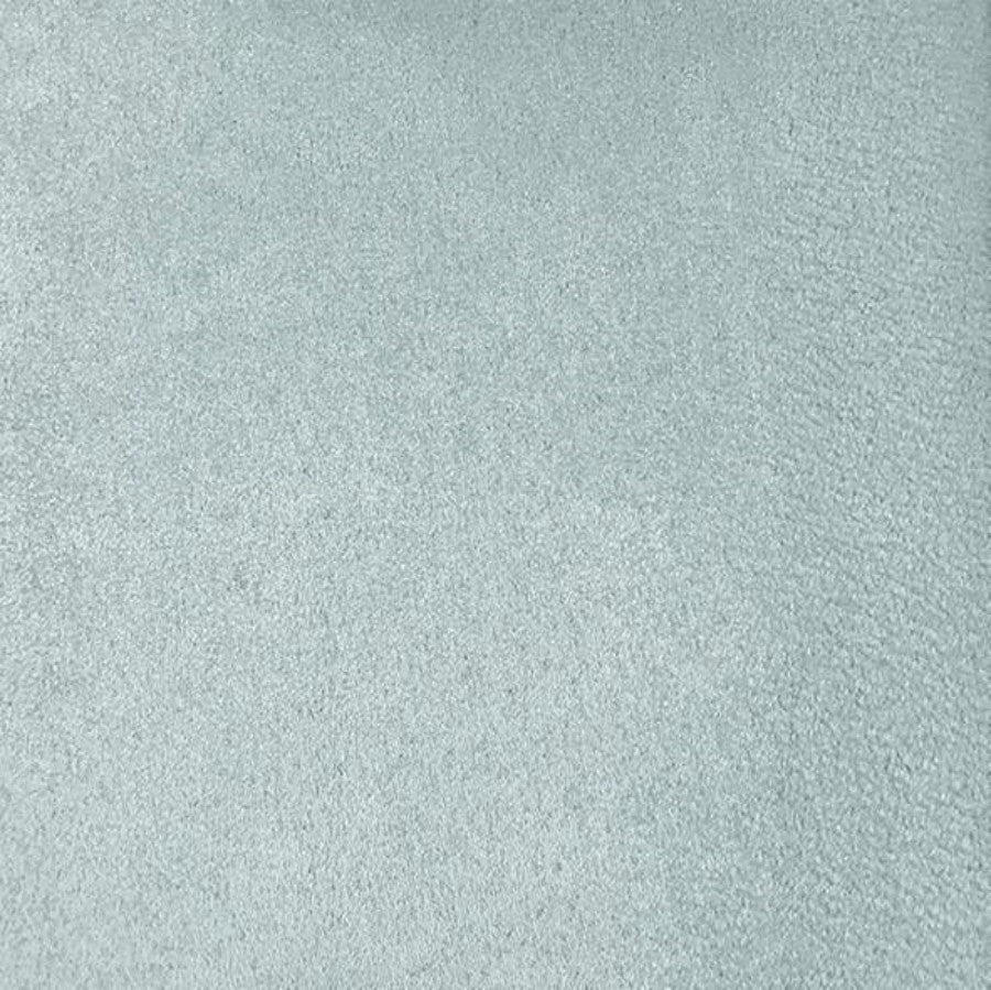 Heavy Suede - Microsuede Fabric by the Yard - Available in 69 Colors - Sky Blue - Top Fabric - 14