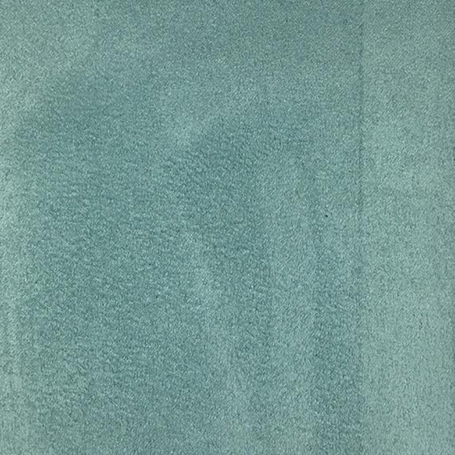 Heavy Suede - Microsuede Fabric by the Yard - Available in 69 Colors - Stone Blue - Top Fabric - 7