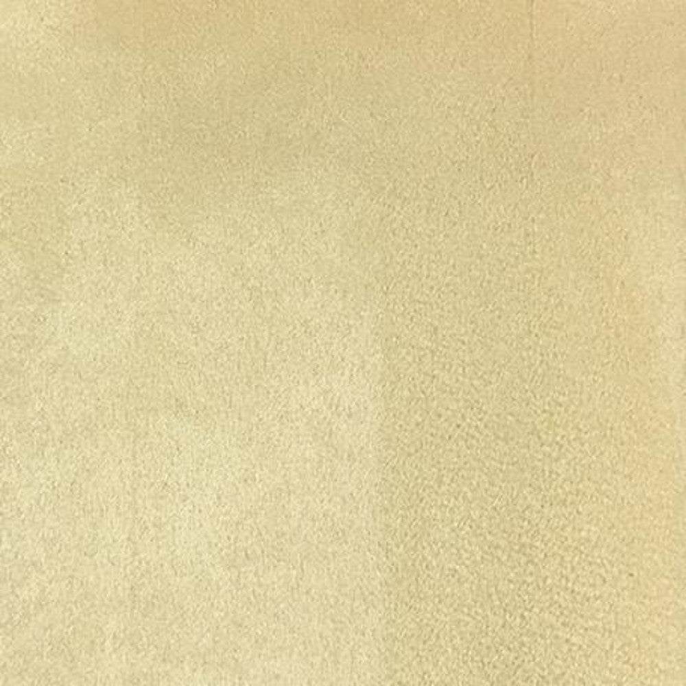 Heavy Suede - Microsuede Fabric by the Yard - Available in 69 Colors - Sunshine - Top Fabric - 37