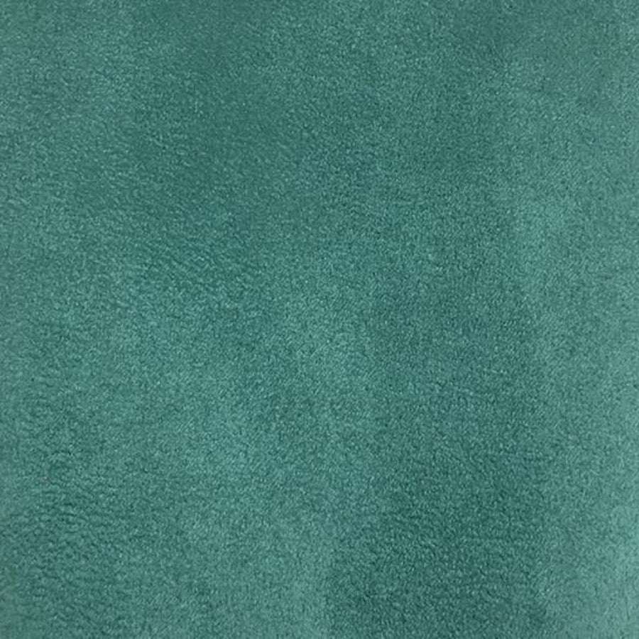 Heavy Suede - Microsuede Fabric by the Yard - Available in 69 Colors - Tide Pool - Top Fabric - 9