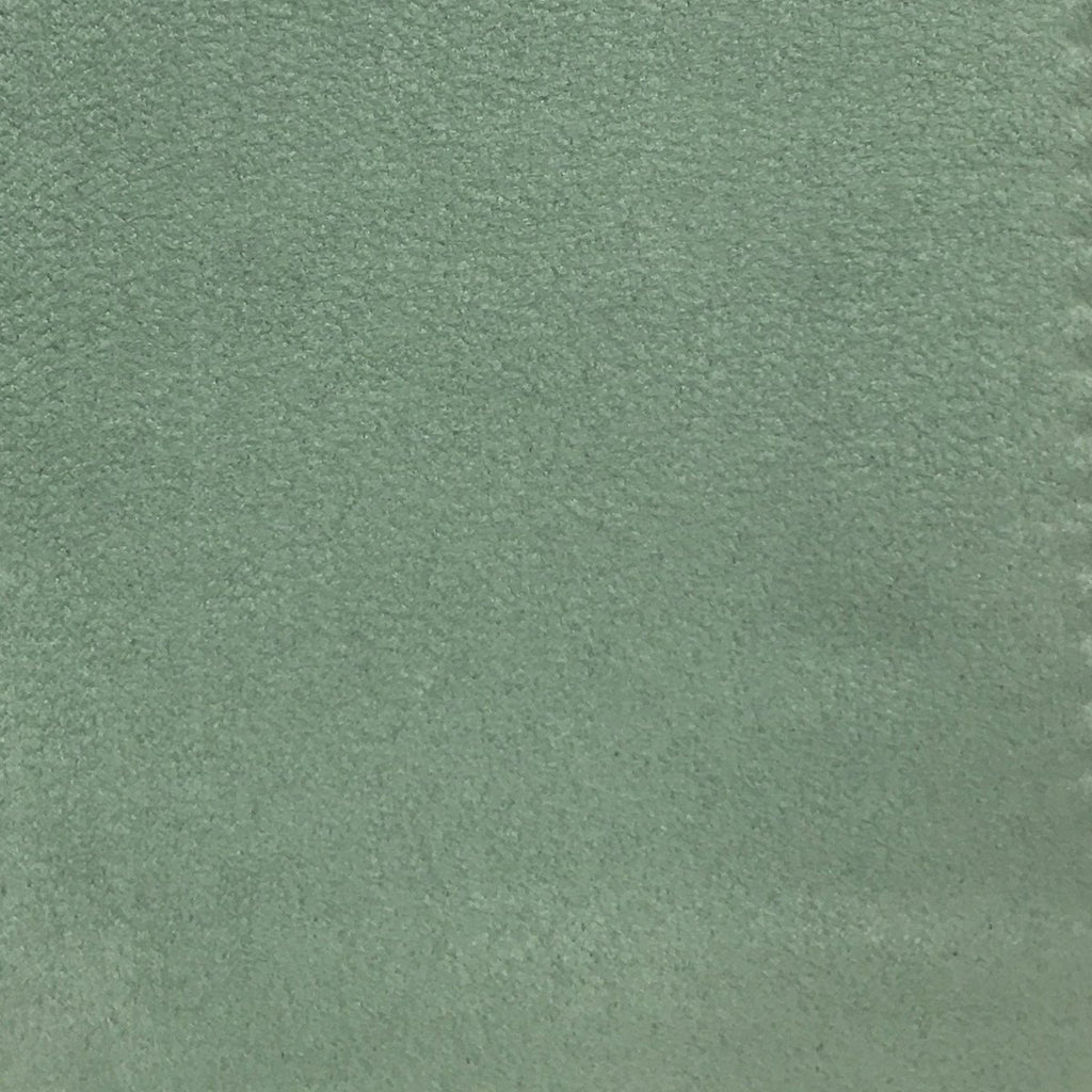 Heavy Suede - Microsuede Fabric by the Yard - Available in 69 Colors - Green Bay - Top Fabric - 8