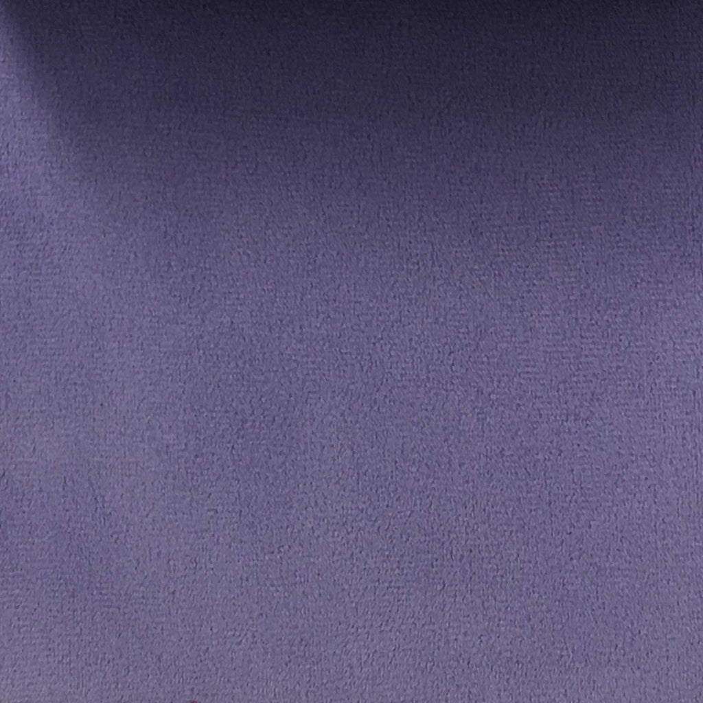 Islington - Plush Microvelvet Multi-Purpose Velvet Fabric by the Yard - Available in 33 Colors - Bright Purple - Top Fabric - 2