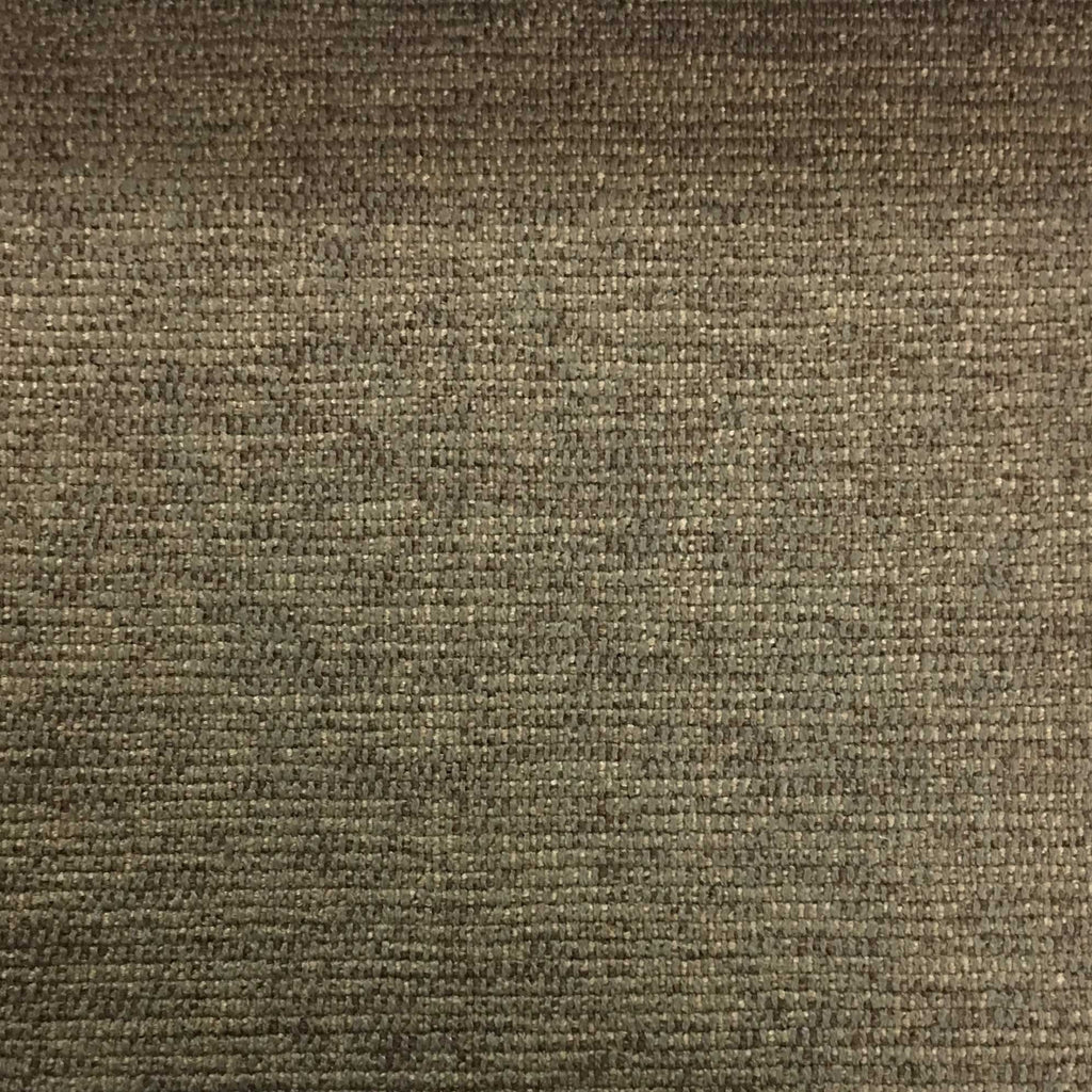 Hugh - Solid Woven Linen Upholstery Fabric by the Yard - Available in 22 Colors - Bark - Top Fabric - 2