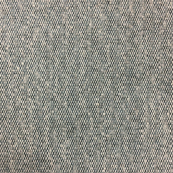 Hugh - Solid Woven Linen Upholstery Fabric by the Yard - Available in 22 Colors - Carrara - Top Fabric - 1